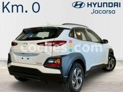 usado Hyundai Kona Hev 1.6 Gdi Dt Klass 141 cv en Lugo