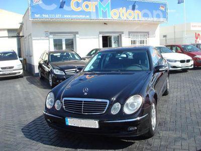 usado Mercedes E320 CDI AVANTGARDE -- AUTOMATICO -- TECHO --