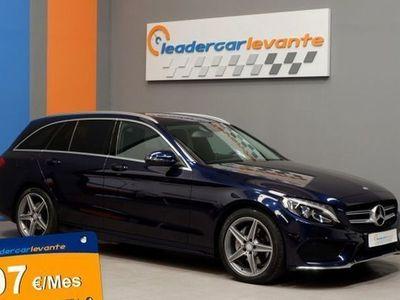 brugt Mercedes 220 Clase C Estate