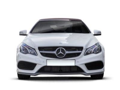 usado Mercedes 250 Clase E CabrioAut.