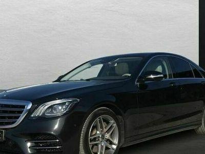usado Mercedes 350 Clase S S-CLASS 2.9D 4MATIC L 286 4P