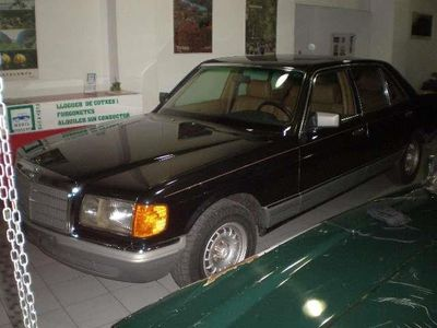 usado Mercedes 380 SEL w126