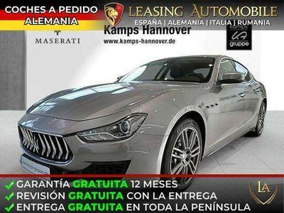 usado Maserati Ghibli GranSport S Aut. 430