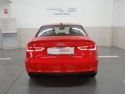 usado Audi A3 A3 SedanSedán 1.6TDI CD Attracted