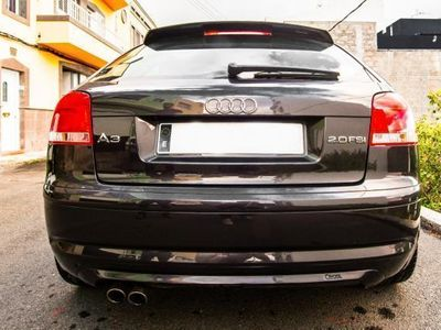 usado Audi A3 2.0 FSI ATTRACTION -05