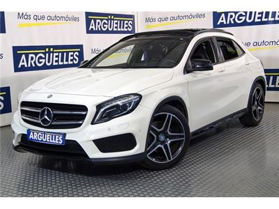 second-hand Mercedes 170 clase gla d amg Único full equipe7g-dct diesel