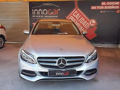 usado Mercedes C220 CDI BE 7G Plus 4M