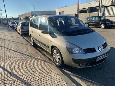 usado Renault Espace DYNAMIQUE 2.2 dCi 16v