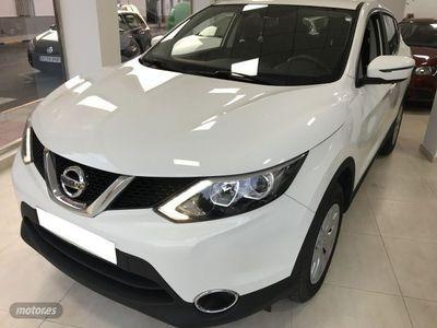 usado Nissan Qashqai 1.5dCi Visia 4x2