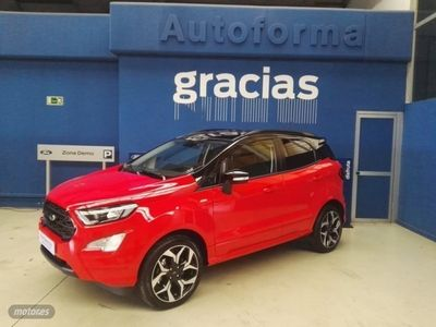 used Ford Ecosport ST-LINE 1.5 TDCi 73KW (100CV) Start&Stop Euro 6.1