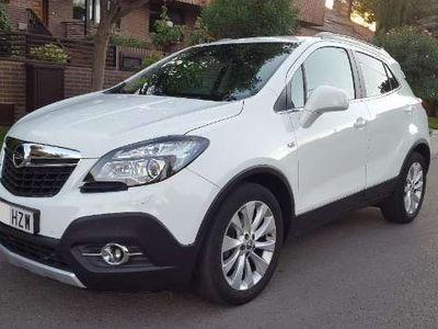 usado Opel Mokka 1.7CDTi Excellence Aut. 4x2