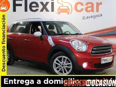 usado Mini Cooper D Countryman COUNTRYMAN automático, Segunda Mano, Zaragoza