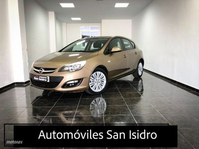 usado Opel Astra 1.4 Turbo Excellence