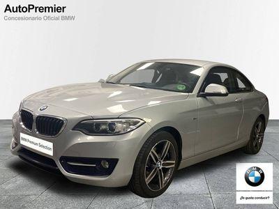usado BMW 218 Serie 2 d Coupe