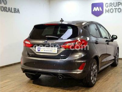 usado Ford Fiesta 1.0 Ecoboost Mhev St Line 125 125 cv en Albacete