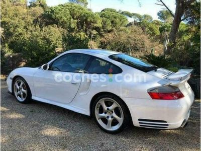 usado Porsche 911 Turbo 420 cv en Barcelona