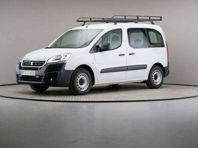 usado Peugeot Partner Tepee 1.6BlueHDI Access 75