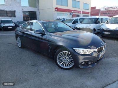 usado BMW 420 Gran Coupé Serie 4 d Luxury