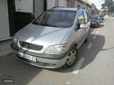 usado Opel Zafira 2.0 Dti 16v Elegance