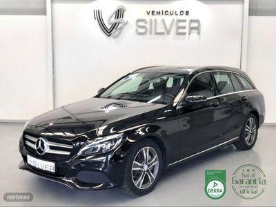 usado Mercedes C250 Clase Cd Estate