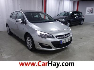 used Opel Astra 1.6 cdti bussines