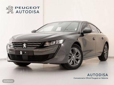 usado Peugeot 508 SW Active Puretech 132kW180CV SS EAT8