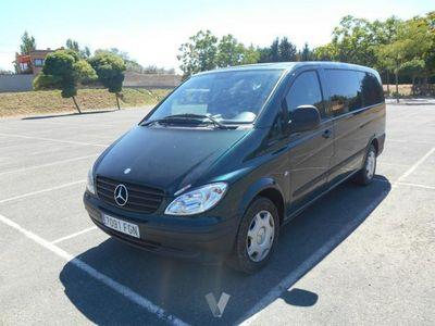 usado Mercedes Vito Vito 115 CDIL Larga -05