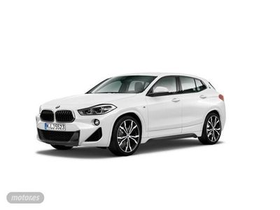 used BMW X2 sDrive 18d