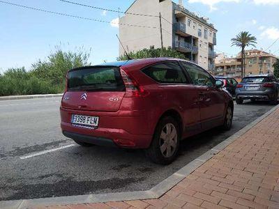 usado Citroën C4 Coupé 1.6i 16v Collection