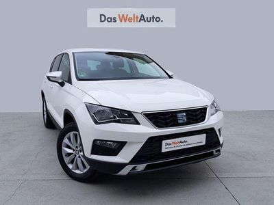 used Seat Ateca 2.0 TDI 4Drive St&Sp Style 110