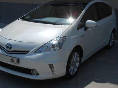usado Toyota Prius+ 1.8 HSD ECO NACIONAL NAVI 7PZS CLIMA CRUISE TEL
