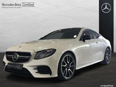 usado Mercedes E53 AMG AMG Clase Coupé C238 Coupé 4Matic+ 9G-Tronic