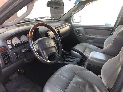 usado Jeep Grand Cherokee 2.7CRD Overland