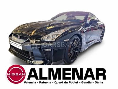 usado Nissan GT-R 3.8G V6 419kW 570CV Black Edition