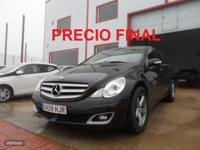 usado Mercedes R320 Clase RCDI 4MATIC