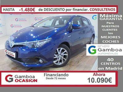 usado Toyota Auris Hybrid 140H Active 5P Aut. Pack Senso y GO