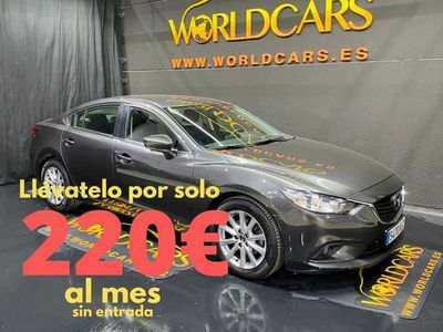 usado Mazda 6 2.2DE Business Edition