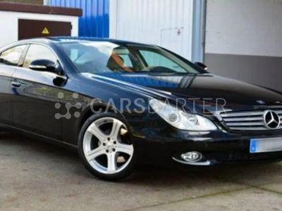 usado Mercedes CLS320 CLSCDI 165 kW (224 CV) 4p