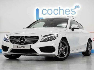 usado Mercedes C250 d Coupé (4.75) 9G-Tronic