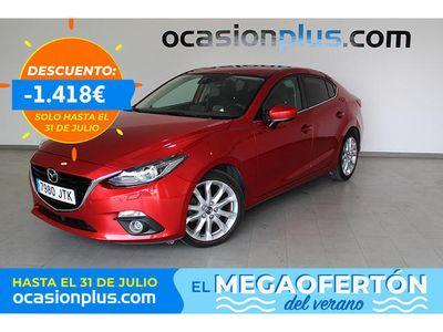 usado Mazda 3 2.0 GE MT Luxury Safety SDN (120 CV)