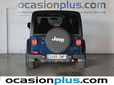 usado Jeep Wrangler 4.0 Sport Techo Duro