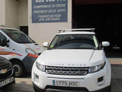gebraucht Land Rover Range Rover evoque 2.2L eD4 Dynamic 4x2