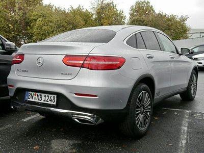 usado Mercedes GLC220 d 4M Coupe *9G-TRONIC*