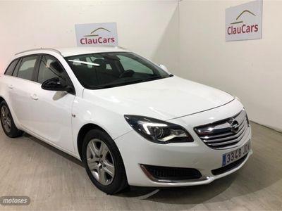 brugt Opel Insignia ST 2.0 CDTI ecoFLEX SS 120 CV Selective
