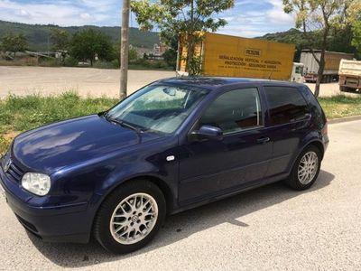usado VW Golf GTI 1.9TDI Edición Especial 150