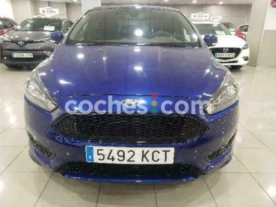 usado Ford Focus 1.0 Ecob. St-line Black&red Ed. 125 125 cv en Barcelona