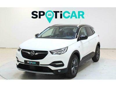 usado Opel Grandland X 1.2 Turbo Design Line