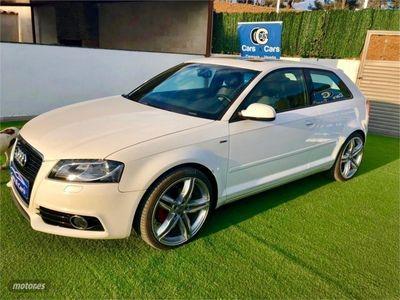 usado Audi A3 2.0tdi s-line