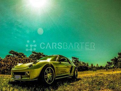 usado Smart Roadster -Coupé 82 Aut. 2p
