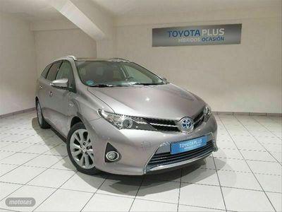 usado Toyota Auris Hybrid Active Touring Sports
